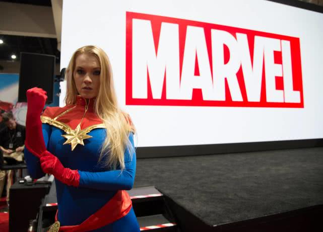 Marvel officially rated the best cosplay